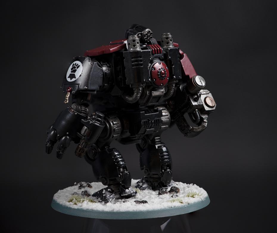 Warhammer intercessor dreadnaught: uitgebreid