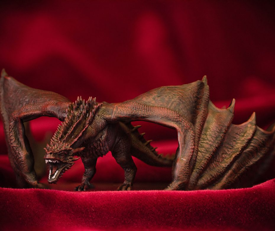 Drogon: tabletop ready
