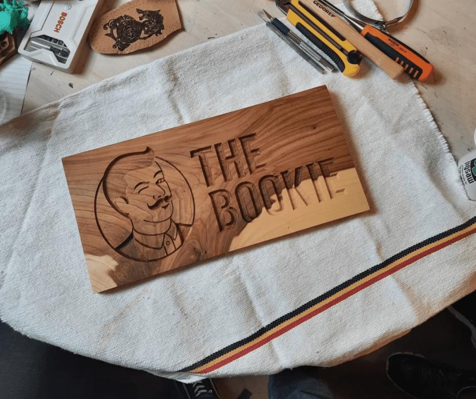 Custom houtbewerking